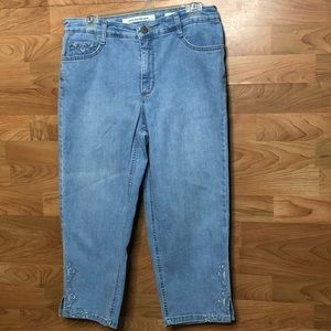 Best 25 Deals For Jones New York Soho Ankle Jeans Poshmark